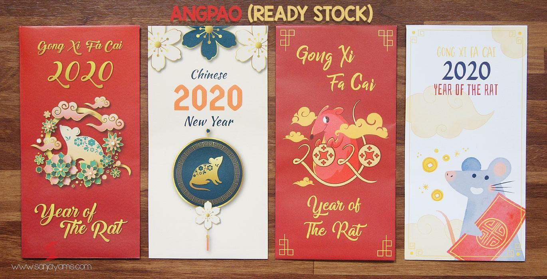 Cetak Angpao 2020, buat angpao dengan mudah dan cepat.