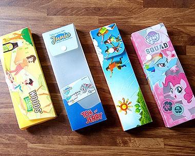 Kotak Pensil Promosi, Tempat Pensil, Bahan Plasik, Barang Promosi Sekolah Anak, Souvenir Perusahaan, Kualitas Terjamin, Harga MURAH dan GRATIS Pengiriman Area Jakarta