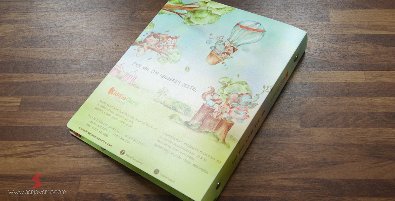 Map Binder Kidde Care