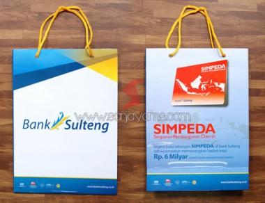 Paper Bag Bank Sulteng