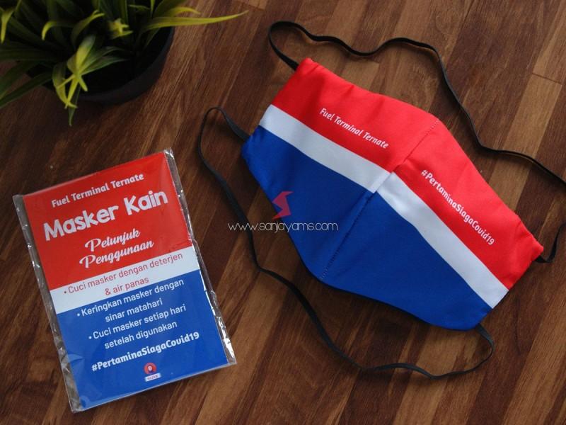 Cetak masker kain, Masker kain printing, Masker custom, Printing masker, Masker inisial, Masker keren,