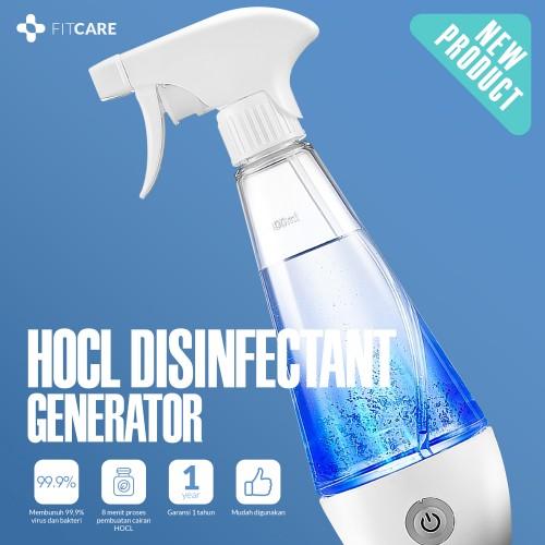 HOCL Disenfektan, Alat Pembuat Disenfektan, Generator Disenfektan,
