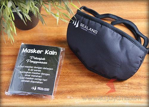 Masker Kian Premium, Masker Kain Printing, Masker Kain Sealand