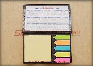 Memo Kulit Kotak (MK02)