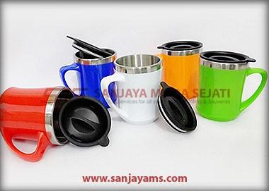Mug Stainless Promosi, Mug Stainless Brasil