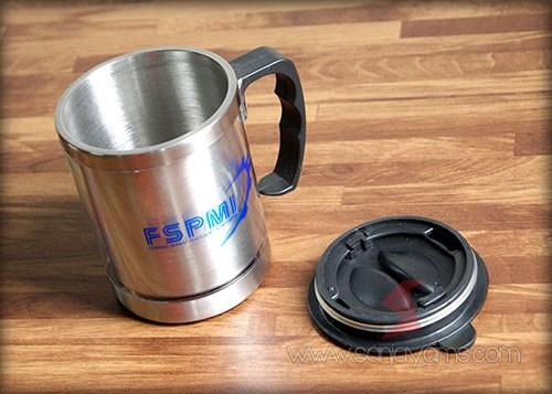 Mug Stainless Promosi, Mug Stainless