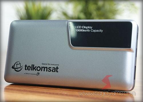 Powerbank Telkomsat