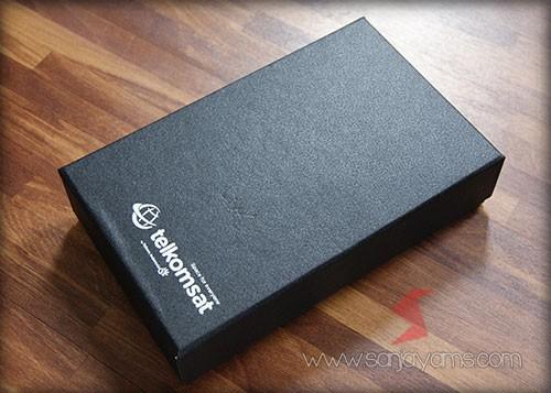Box Hard Powerbank