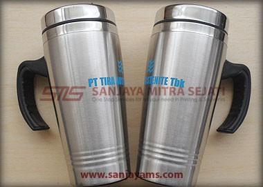 Mug Stainless Promosi, Mug Stainless Tinggi