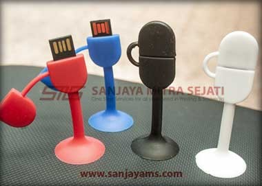 USB Sticky Rubber
