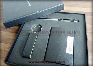 Gift Set 321 (Terdapat USB)