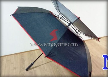 Payung Golf Fiber Susun Otomatis (NG-081)