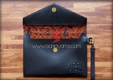 Pouch Kulit Batik (PK02)