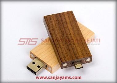 USB Kayu OTG