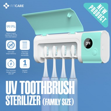 UV Sterilizer Toothbrush Family