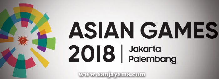Kipas Plastik Asian Games 2018