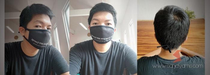 Masker HPP