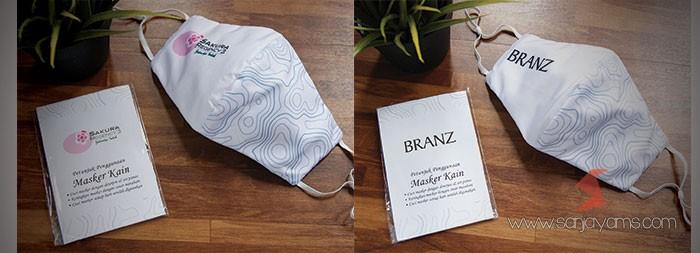 Masker Sakura & Branz