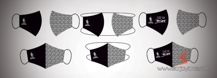 Masker Transgasindo (Qty 1.500pcs)