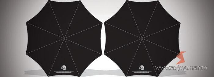 Payung Lipat Kemendikbud