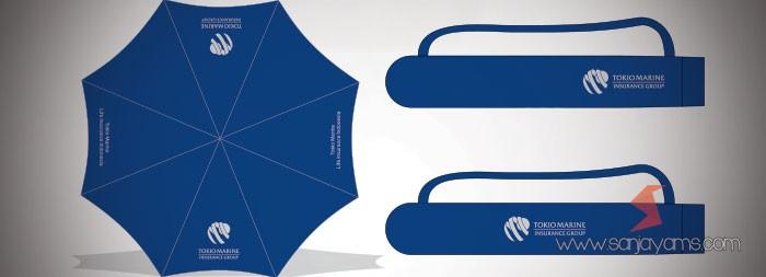 Payung Terbalik Tokio Marine