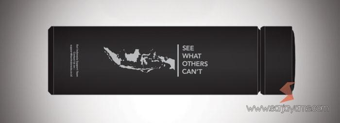Tumbler PT Esri Indonesia