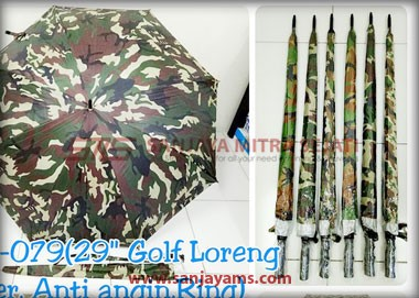 Payung Golf Army (079)