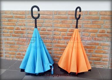 Payung Terbalik Kazbrella