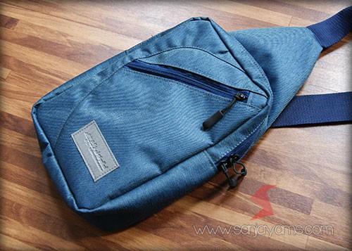 Sling bag King Sejong