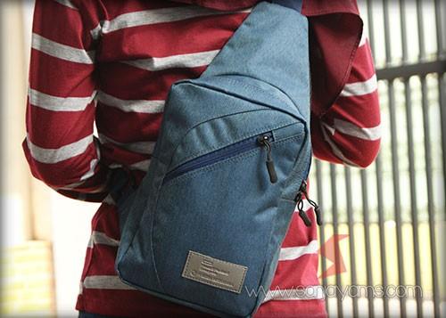 Sling bag yang pernah dibuat