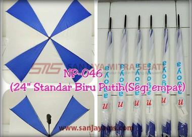 Payung Standar Segi Empat (NP046)